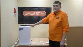 Видеообзор стиральной машины LERAN TWM 310-30 GP со специалистом от RBT.ru