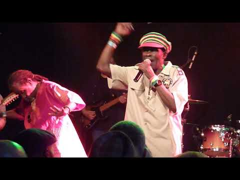 "The Wailing Souls ""Shark Attack"" Live @ Willemeen Arnhem 8-4-2018"