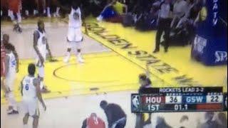 Rockets vs Warriors game 6