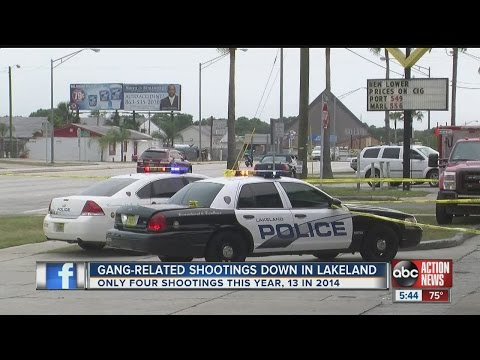 Lakeland sees sharp 70-percent drop in gang-related shootings for 2015