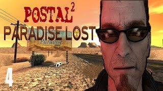 Postal 2: Paradise Lost Gameplay Part 4 Getting Toilet Paper