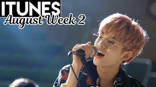 [TOP 30] US iTunes Kpop Chart [August Week 2]