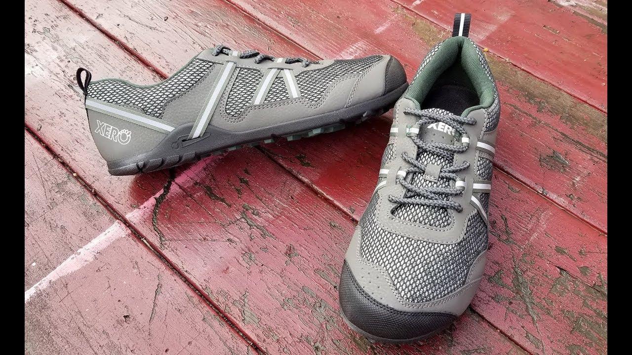 TerraFlex Minimalist Trail Shoes