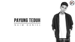 Naim Daniel - Akad  #Payung Teduh (Cover)