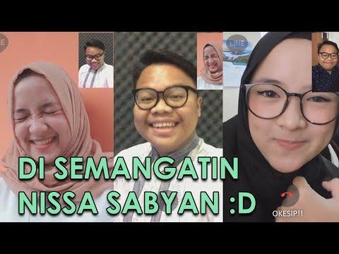 KOMPILASI VIDEOCALL DWIKIAFRILIAN & NISSA SABYAN :D