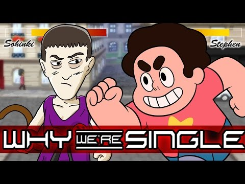 CARTOONS WE WANT TO SEE AS INDIE GAMES (Why We're Single)