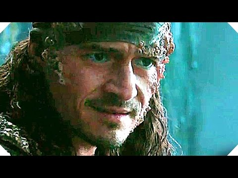 PIRATES OF THE CARIBBEAN 5 Dead Men Tell No Tales - WILL TURNER Trailer (2017)