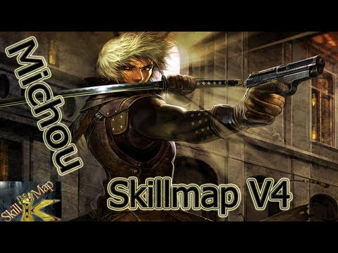 Skill Map V4 - Euro Gunz! [HD]