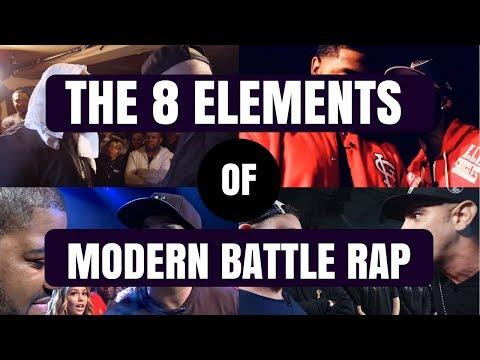 The 8 Elements of Modern Battle Rap