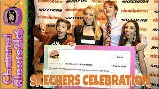 Skechers Check Celebration with Young Hollywood Stars!!