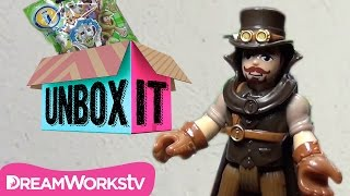 New Imaginext Series 2 Blind Bags with BrickQueen | UNBOX IT