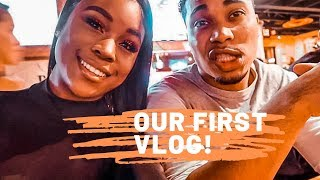 TJ & Ash: Our First Couple's Vlog!