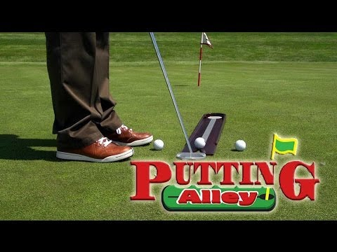 For A Putt That's On Line, Every Time - Putting Alley