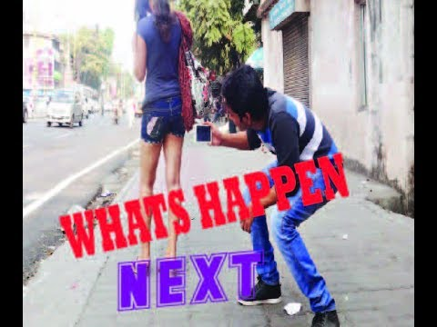 Whats Happen Next  Girls Harresment on Public Park..You Should Watch This Video