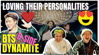 Musicians React to BTS (방탄소년단) 'Dynamite' Official MV (B-side)