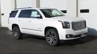2018 GMC Yukon Denali Lynnwood  Everett  Seattle  Kirkland  Burlington