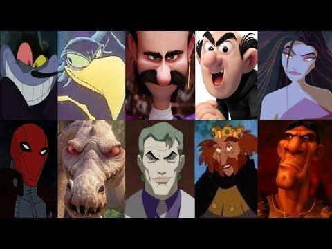 Defeats Of My Favorite Animated Non Disney Movie Villains Par 15