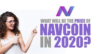 What will be the Price of Navcoin (Nav) in 2020?