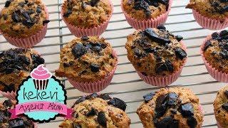 5 Dakikada Meyve Püreli Muffin/ Topkek   Ayşenur Altan Yemek Tarifleri