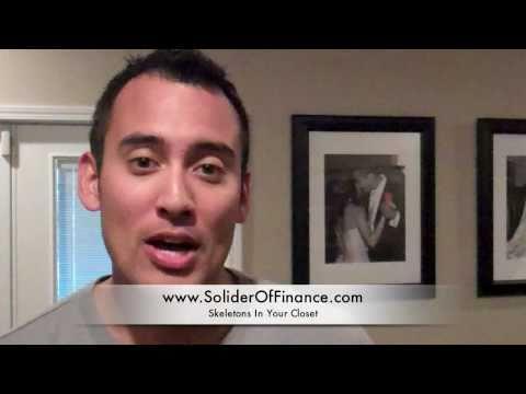 Skeletons In Your Closet (SoldierofFinance.com)