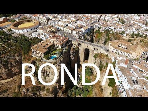 Visit Ronda Andalusian City in Spain
