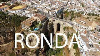 Visit Ronda Andalusian City in Spain