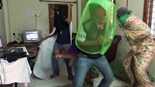 Hyderabadi Mundeys performing Harlem Shake