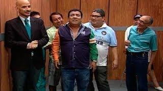 """EEDH: Ricardo Morán hizo casting en  """"El Ascensor"""" de El Especial"""