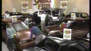 Vintage Commercials 1987-1988 Vehicles & Autos
