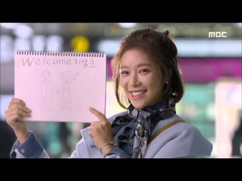 [She was pretty] 그녀는 예뻤다 ep.12 Hwang Jeong-eum waited Park Seo-jun   20151028