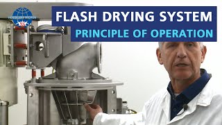 Continuous Flash Dryer Demonstration