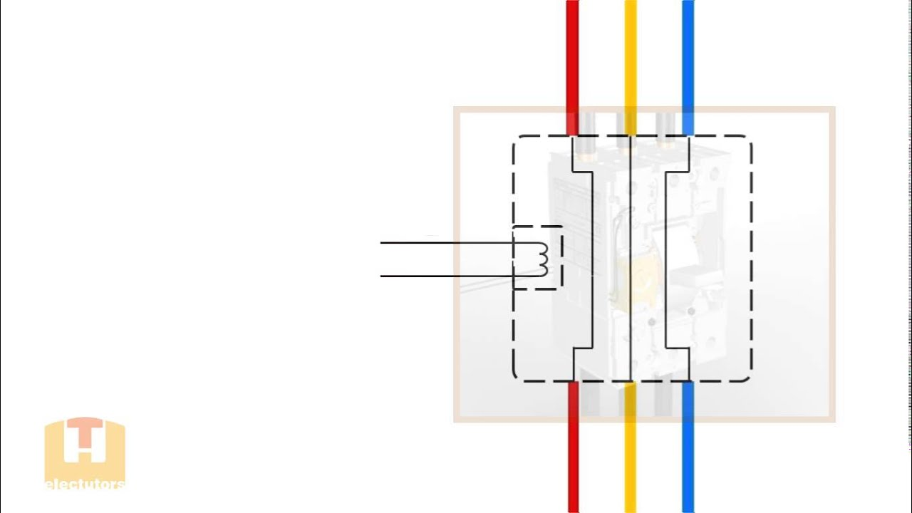 Shunt Trip Coil Diagram Ve Commodore Wiring