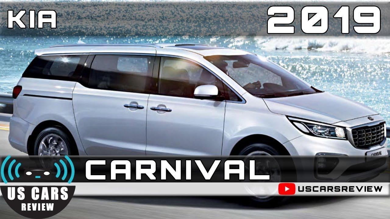 2019 Kia Carnival Review Youtube