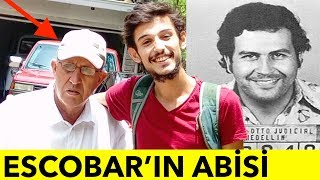 PABLO ESCOBAR'IN ÖZ ABİSİ İLE TANIŞTIM! - BİLİNMEYEN GERÇEKLER