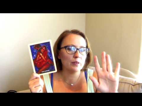Weekly September 25, 2017 Angel Oracle Card Reading