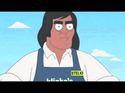American dad - Stelio kontos theme (full song)