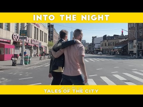 Bright Light Bright Light 'Into The Night' (Official Video)