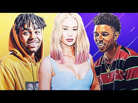 The Story of D'Angelo Russell Snitching on Nick Young for Cheating on Iggy Azalea