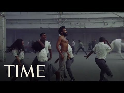 The Symbolism In Childish Gambino's Viral 'This Is America' Video