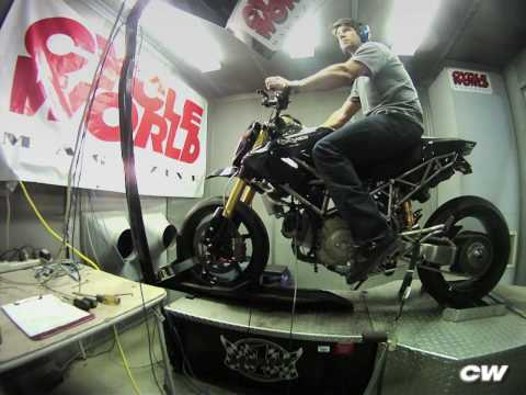 NCR Ducati Hypermotard Leggera 1200 Custom