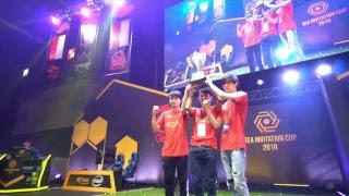 [SIC2019] 🔥TRỰC TIẾP VCK GIẢI VÔ ĐỊCH ĐÔNG NAM Á - SEA INVITATION CUP 2019