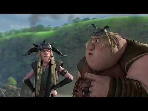 Смотреть мультфильм драконы и всадники олуха 4 сезон все серии подряд