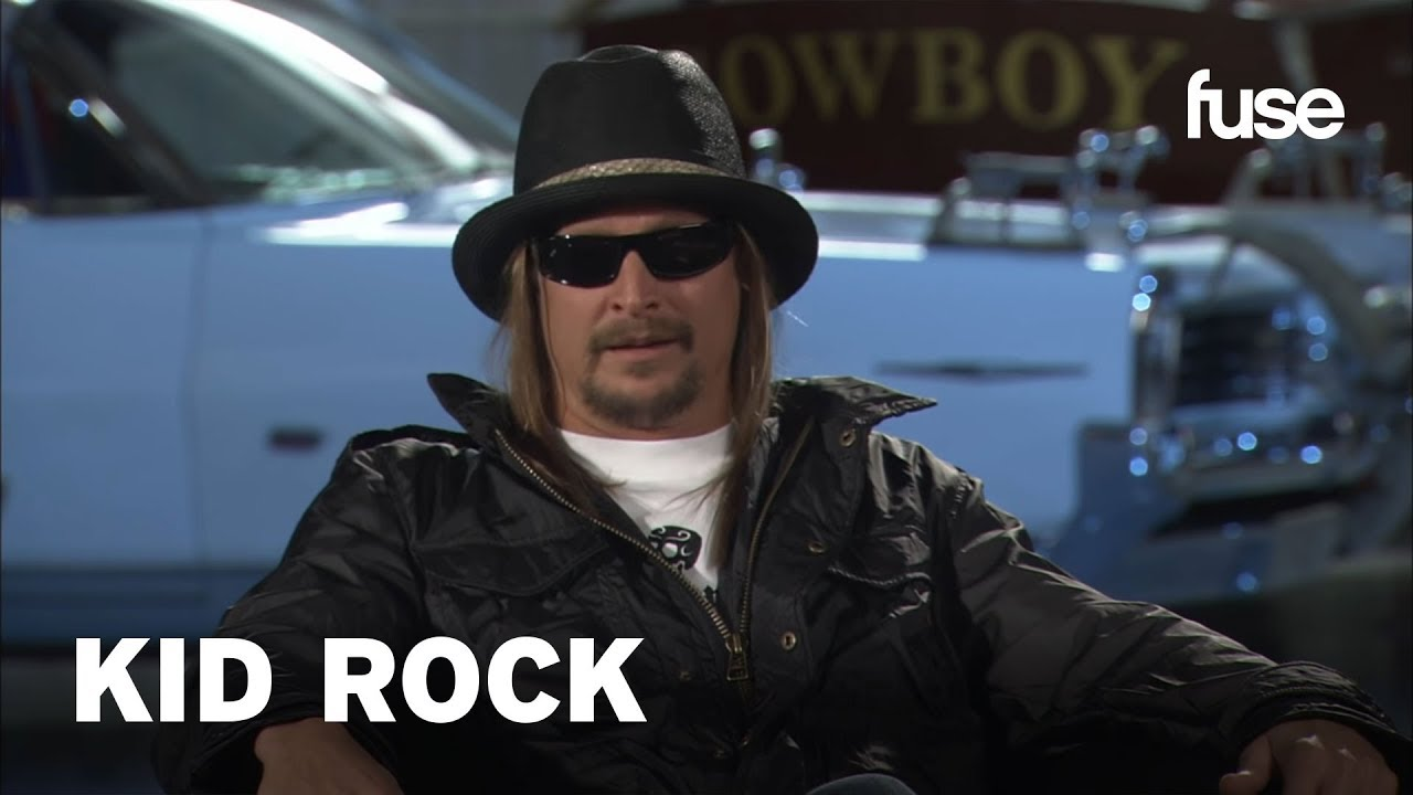 Kid Rock On The Record Fuse Youtube