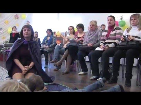 Открытое занятие И.А. Чибриковой в подг. группе
