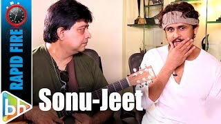 Sonu Nigam | Jeet Gannguli's INSIGHTFUL Rapid Fire On SRK | Salman | Aamir | Tanu Weds Manu Returns