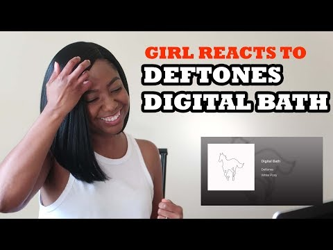 Deftones - Digital Bath (WIFE REACTION AND AWESOME REVIEW!!)