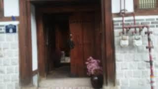 한옥,한옥집,한옥주택,,창덕궁,담장엽,NationalB…
