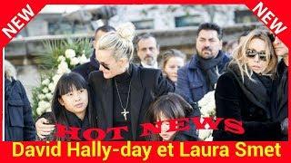David Hallyday et Laura Smet ont peur pour l