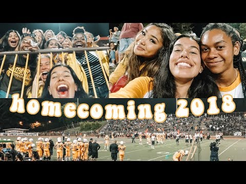 a week in my life - HOMECOMING 2018 VLOG