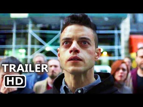 Download Youtube: MR. ROBOT Season 3 Official Trailer (2017) Rami Malek TV Show HD